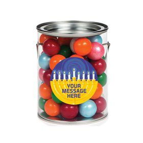 Hanukkah Personalized Paint Cans (6 Pack)