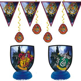 Harry Potter 7 Piece Decoration Set