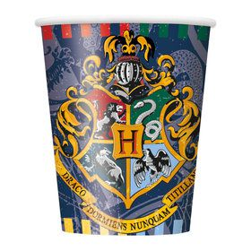 Harry Potter 9oz Paper Cups (8 Count)