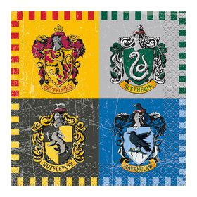 Harry Potter Beverage Napkins (16 Count)