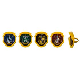 Harry Potter Cupcake Rings (12)