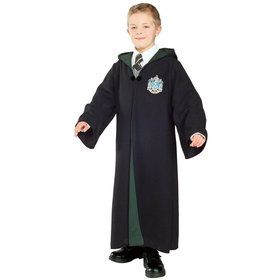 Harry Potter - Deluxe Slytherin Robe Child Costume