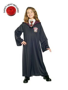 Harry Potter Gryffindor Robe Child Costume