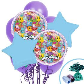 Hatchimals Balloon Bouquet