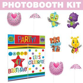 Hatchimals Photo Booth Kit