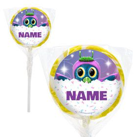"Hatching Animals Personalized 2"" Lollipops (20 Pack)"