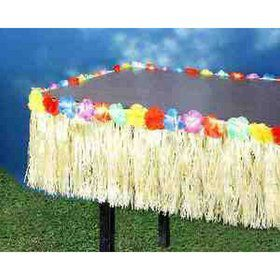 "Hawaiian Grass 9' 12"" Table Fringe"