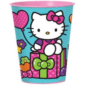Hello Kitty Rainbow 16oz. Favor Cup (Each)