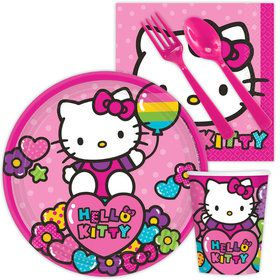 Hello Kitty Rainbow Standard Kit (Serves 8)