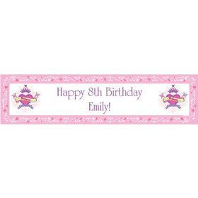 Her Royal Highness Personalized Banner