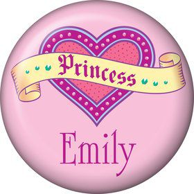 Her Royal Highness Personalized Mini Magnet (Each)