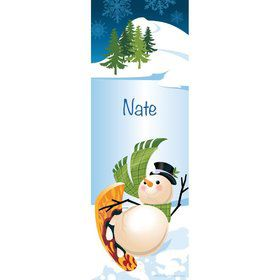 Holiday Cheer Personalized Bookmark (Each)