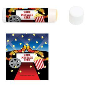 Hollywood Personalized Lip Balm (12 Pack)