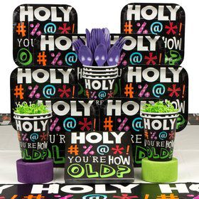 Holy Bleep Deluxe Kit (Serves 8)