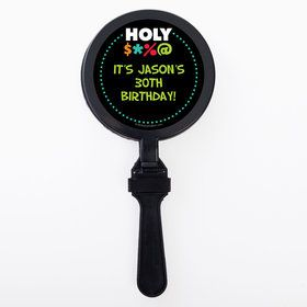 Holy Bleep Personalized Clappers (Set Of 12)