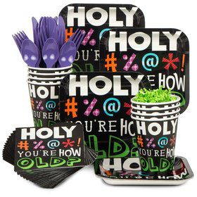 Holy Bleep Standard Kit (Serves 8)