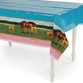 Horse Tablecover (1)