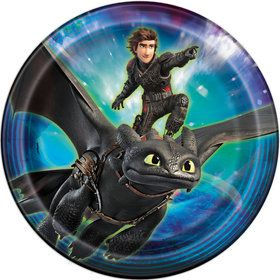 "How to Train Your Dragon 9"" Plate (8)"