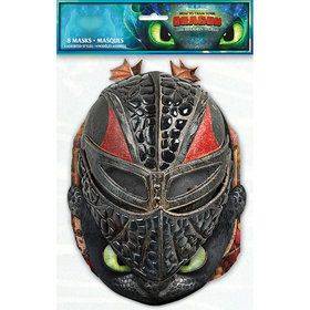 How to Train Your Dragon Party Masks (8)