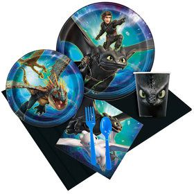 How to Train Your Dragon: The Hidden World Party Pack for 8