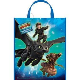 How to Train Your Dragon Tote Bag (1)