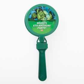 Hulk Personalized Clappers (Set Of 12)