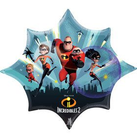 "Incredibles 2 35"" Shape Balloon (1)"