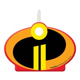 Incredibles 2 Candle (1)