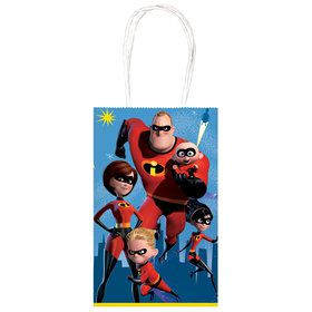 Incredibles 2 Paper Bags (10)