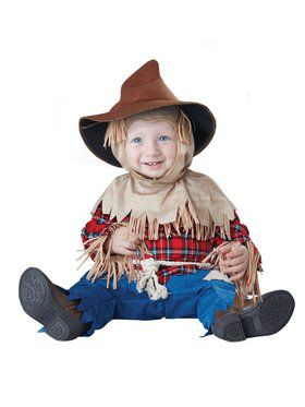 Infant Silly Scarecrow Costume
