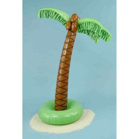 Inflatable 6' Palm Tree Decoration