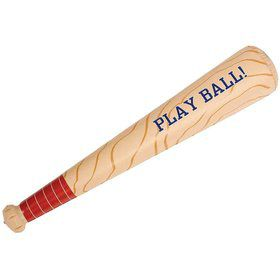 Inflatable Baseball Bat (Each)