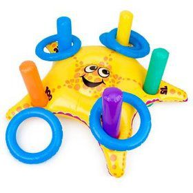 Inflatable Starfish Ring Toss Game (each)