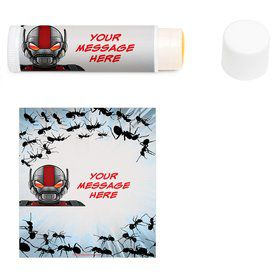 Insect Man Personalized Lip Balm (12 Pack)