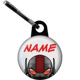 Insect Man Personalized Zipper Pull (Each)