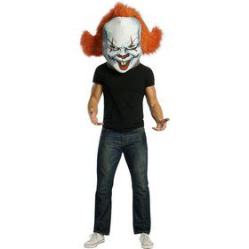 IT Movie Pennywise Mascot Mask