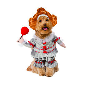 It Walking Pennywise Pet Costume