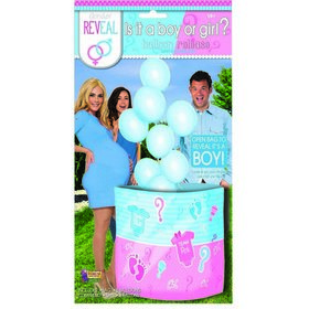 It's a Boy Gender Reveal Balloon Release
