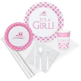 It's a Girl Party Pack (24)