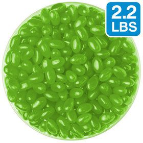 Jelly Beans: Green Apple (2.2lbs Bag)