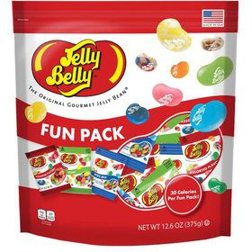Jelly Belly Fun Pack (45 Count) Bag