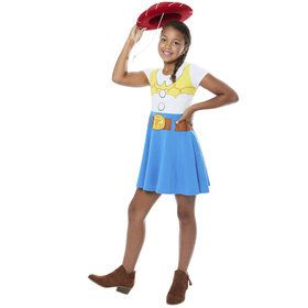 Jessie Girl's Toy Story 4 Dress Costume