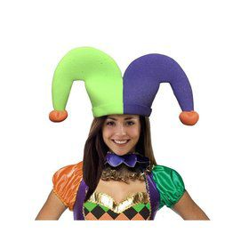 Jester Adult Hat