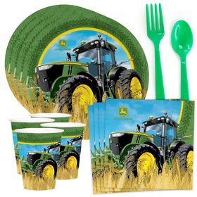 John Deere Standard Tableware Kit (Serves 8)