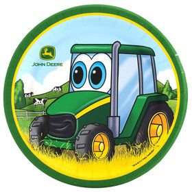 Farm Tractor Party Supplies- Kids Party Supplies & Party Ideas ...
