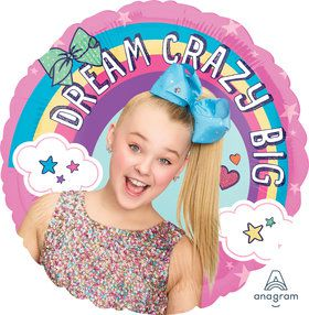 "JoJo Siwa 18"" Balloon (1)"