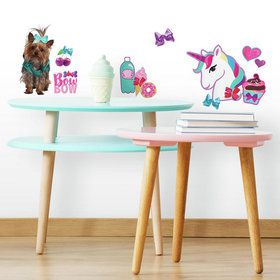 JoJo Siwa Cute & Confident Peel & Stick Decals