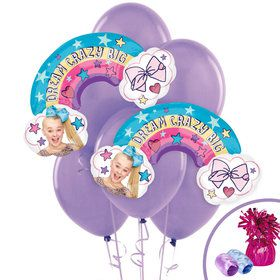 Jojo Siwa Jumbo Balloon Bouquet