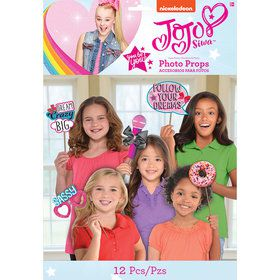 JoJo Siwa Photo Prop Kit