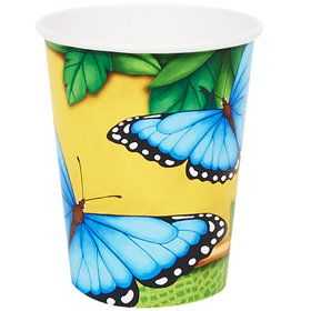 Jungle Party 9 oz. Paper Cups (8)